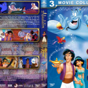 Aladdin Triple Feature (1992-1996) R1 Custom Cover