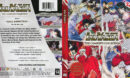 InuYasha: Movies Collection (2001-2004) R1 Blu-Ray Cover
