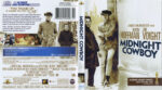 Midnight Cowboy (1969) R1 Blu-Ray Cover & Label