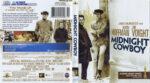 Midnight Cowboy (1969) R1 Blu-Ray Cover & Label