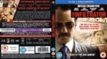 The Infiltrator (2016) R2 Blu-Ray Cover