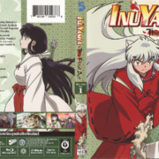 InuYasha: The Final Act: Set 1 (2012) R1 Blu-Ray Cover