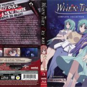 When They Cry: Season 3 (2009) R1 Blu-Ray Cover
