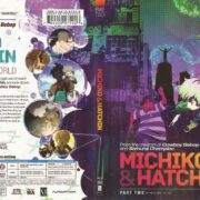Michiko And Hatchin: Part 2 (2013) R1 Blu-Ray Cover