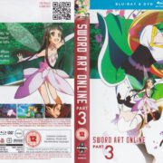 Sword Art Online: Part 3 (2014) R2 Blu-Ray Cover