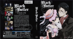 Black Butler: Season 1 (2008) R1 Blu-Ray Cover