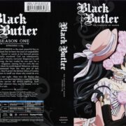 Black Butler: Season 1 (2008) R1 Blu-Ray Cover