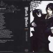 Black Butler: Season 2 (2014) R1 Blu-Ray Cover