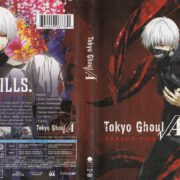 Tokyo Ghoul: Season 2 (2016) R1 Blu-Ray Cover