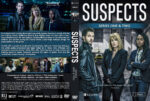 Suspects – Series 1 & 2 (2016) R1 Custom Cover & Labels