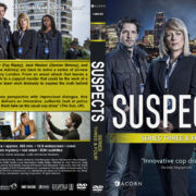 Suspects – Series 3 & 4 (2016) R1 Custom Cover & Labels