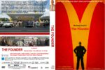 The Founder (2016) R0 CUSTOM Cover & Label