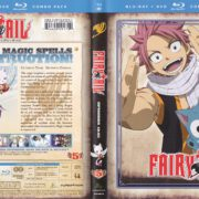 Fairy Tail 5 (2014) R1 Blu-Ray Cover