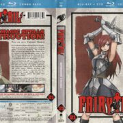 Fairy Tail – Part 21 (2016) R1 Blu-Ray Cover