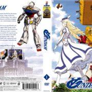 Turn A Gundam: Part 1 (2015) R1 DVD Cover