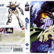 Turn A Gundam: Part 2 (2015) R1 DVD Cover