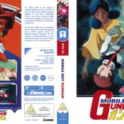 Mobile Suit Gundam 0079: Part 2 (2015) R2 Blu-Ray Cover