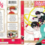 Ranma ½: Set 1 (2014) R1 Blu-Ray Cover