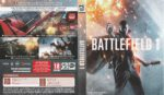 Battlefield 1 (2016) FR NL Custom PC Cover
