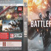 Battlefield 1 (2016) FR NL Custom PC Cover