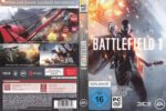 Battlefield 1 (2016) German Custom PC Cover