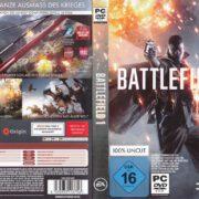 Battlefield 1 (2016) German Custom PC Cover