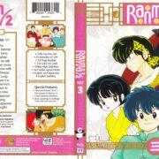 Ranma ½: Set 3 (2002) R1 Blu-Ray Cover