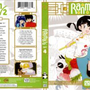 Ranma ½: Set 4 (1992) R1 Blu-Ray Cover