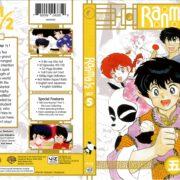 Ranma ½: Set 5 (2003) R1 Blu-Ray Cover