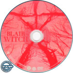 Blair Witch (2016) R4 DVD Label
