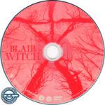 Blair Witch (2016) R4 DVD Label