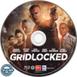 Gridlocked (2015) R4 Blu-Ray Label