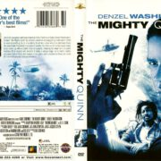 The Mighty Quinn (1989) R1 DVD Cover