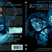 Butterfly Effect 3 (2009) R2 German Cover