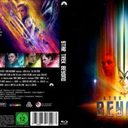 Star Trek Beyond (2016) R2 German Custom Blu-Ray Covers