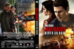 Jack Reacher Never Go Back (2016) R2 Custom Swedish Cover