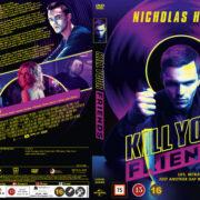 Kill Your Friends (2015) R2 DVD Nordic Cover