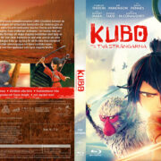 Kubo And The Two Strings (2016) R2 Blu-Ray Custom Swedish Cover