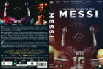Messi (2014) R2 DVD Nordic Cover
