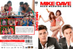 Mike And Dave Need Wedding Dates (2016) R2 DVD Custom Swedish Cover