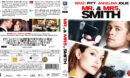 Mr. & Mrs. Smith (2005) R2 Blu-Ray Swedish Cover