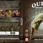 Ouija Origin of Evil (2016) R2 Blu-Ray Custom Nordic Cover