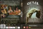 Ouija Origin of Evil (2016) R2 DVD Custom Nordic Cover