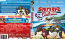 Surf's Up 2 - Wave Mania (2017) R2 DVD Custom Nordic Cover