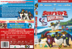 Surf's Up 2 – Wave Mania (2017) R2 DVD Custom Nordic Cover