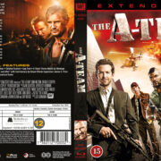 The A-Team (2010) R2 Blu-Ray Nordic Cover