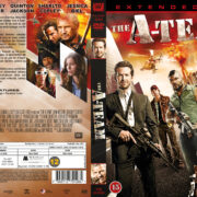 The A-Team (2010) R2 DVD Nordic Cover