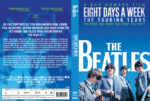 The Beatles Eight Days a Week (2016) R2 DVD Swedish Cover