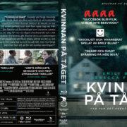 The Girl on the Train (2016) R2 Blu-Ray Custom Swedish Cover