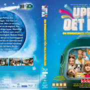 Upp i det blå (2016) R2 Blu-Ray Swedish Cover